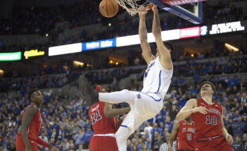 Morning After: Creighton's Defense Comes Up Big In Wild Win over St. John's, 78-71