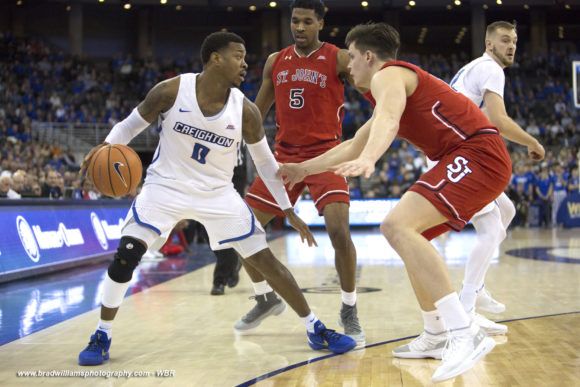 Morning After: #1 Villanova Makes 19 Three-Pointers in 98-78 Win Over Creighton