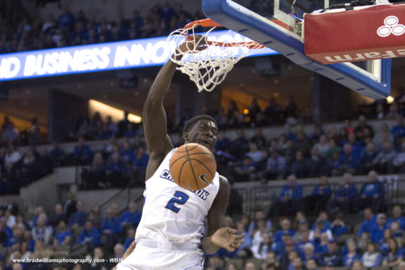 Photo Gallery: Creighton Gets Quality Win over Butler
