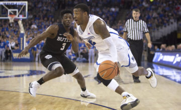 Morning After: Electric First Half, Late Defensive Stand Key #25 Creighton's Win over Butler