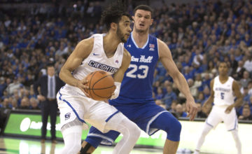 Photo Gallery: Creighton Runs Away From Seton Hall in Victory