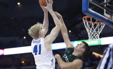 Photo Gallery: Creighton Men's Basketball Stays Warm Against Bemidji State