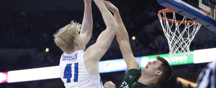 Photo Gallery: Creighton Men's Basketball Stays Warm Against Bemidji State