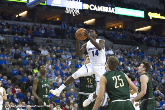 Morning After: After Slow Start, Creighton Ends Game on 72-16 Run to Steamroll Bemidji State