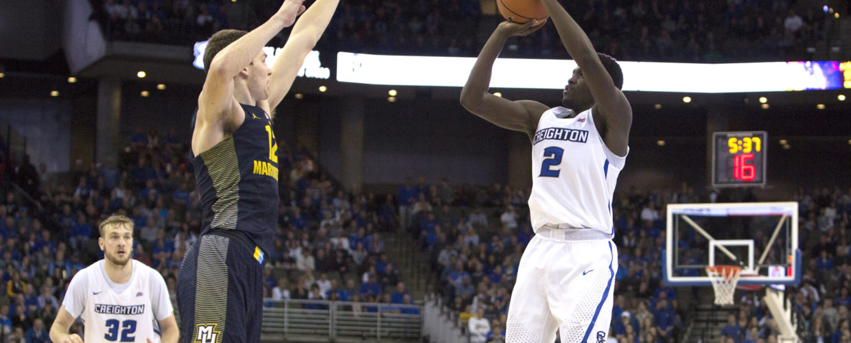 Photo Gallery: Creighton Loses Another One At The End, This Time to Marquette