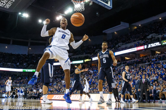 Creighton Men Earn NCAA Tourney Bid, Will Play Kansas State on Friday