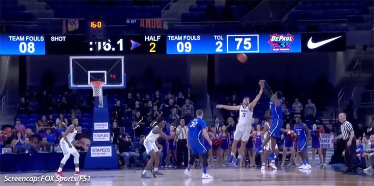 Morning After: Marcus Foster's Late Game Heroics Help Creighton Snatch Victory From the Jaws Of Defeat at DePaul, 76-75
