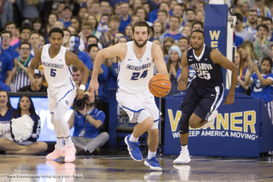 Big stages have not fazed Creighton's trio of freshmen and they don't expect March Madness to be any different