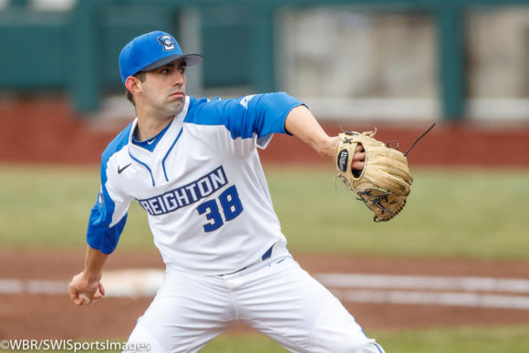 Jays Capitalize On Aces' Errors, Tapani Shines in 2-1 Win Over Evansville