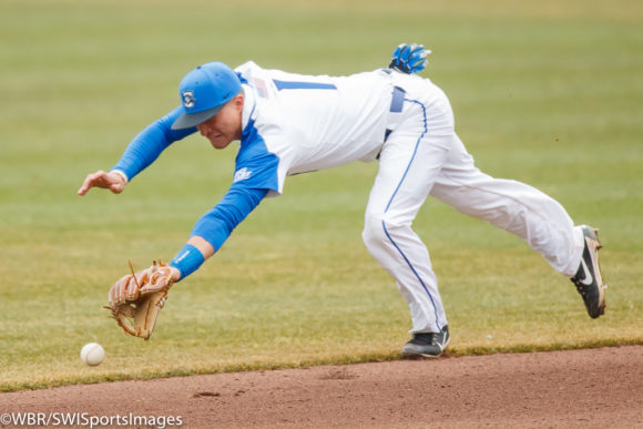 Creighton Baseball Takes First Game of Series With Cal