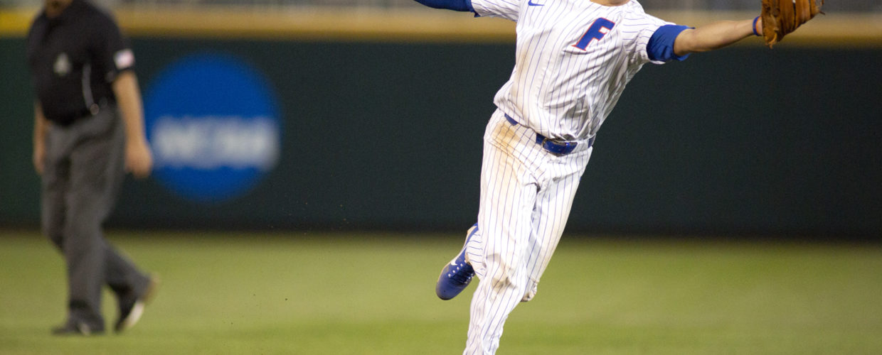 2018 CWS Photo Gallery: Florida Stays Alive Against Texas Tech