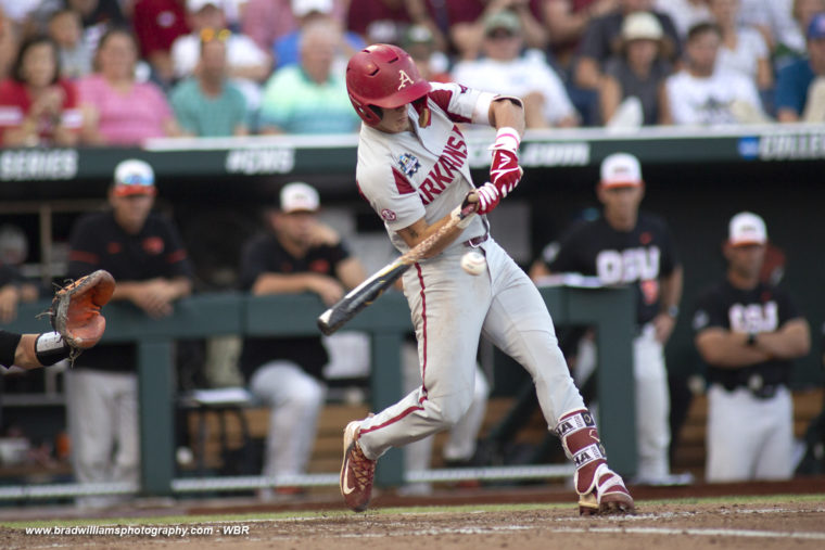 Arkansas Prevails 4-1 Over Oregon State Behind Brilliant Pitching