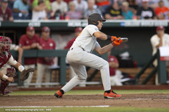 Bunting, Bombs, And A Lockdown Bullpen Lead Beavers To A 5-3 Win Over Arkansas In An Insane Ballgame