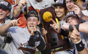2018 CWS Photo Gallery: Oregon State Wins the Championship