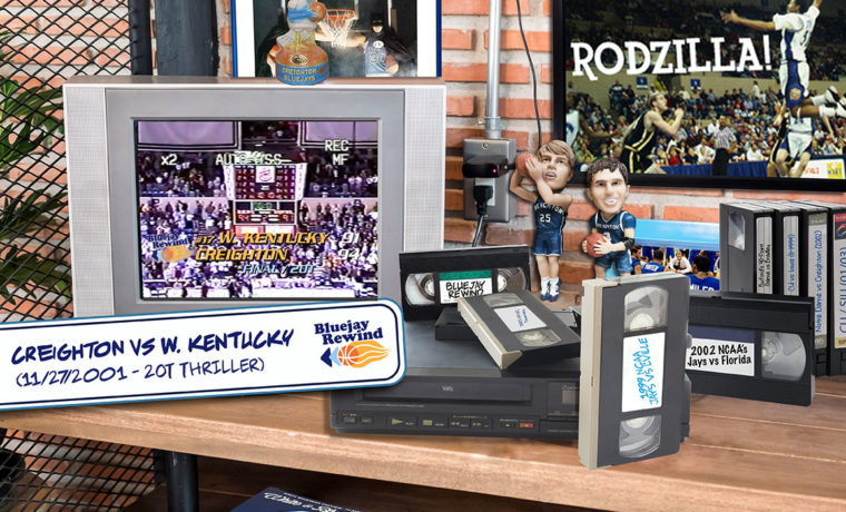 Bluejay Rewind: Jays vs #17 Western Kentucky (11/27/2001)