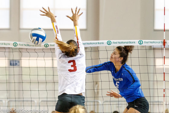 The Other Side of the Net: #13 Creighton Heads west for Trojan Invitational