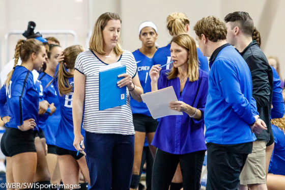 The Other Side Of The Net: #15 Creighton heads to Dallas to face Arkansas State, NC State, and SMU