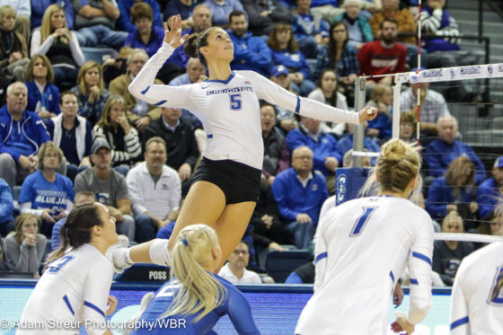 Creighton Sweeps Through SMU DoubleTree Classic Field, Turns Page to Huskers, Cyclones, and Shockers