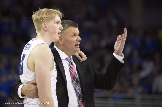 Creighton Bluejays Basketball Practice Report: 9/27/18