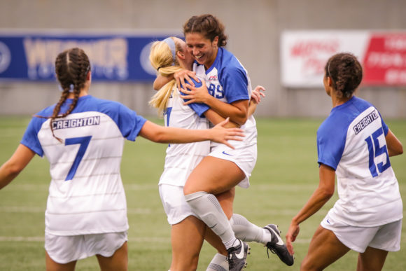 Photo Gallery: Creighton Women's Soccer Over South Dakota