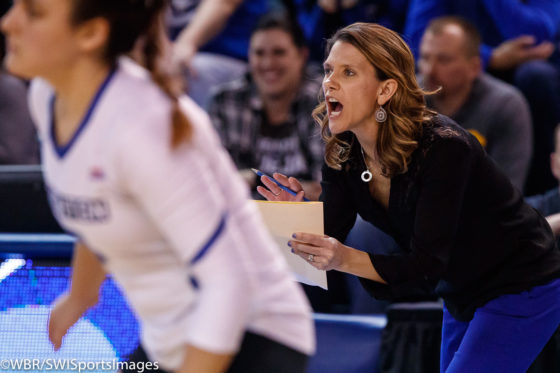 The Other Side of the Net: #14 Creighton Faces Familiar Foes in Nebraska, Iowa State, and Wichita State