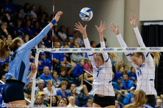 Bluejays Prove They are Still the Team to Beat in the Big East with Sunday Sweep of No. 21 Marquette