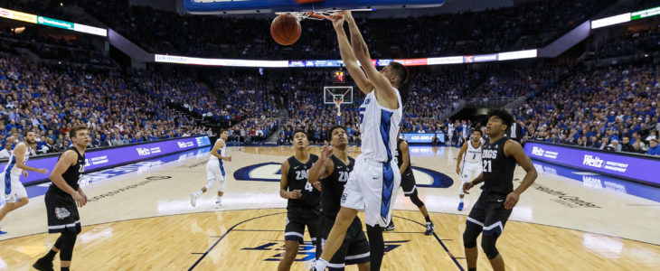 white blue review the online home for creighton bluejays fans
