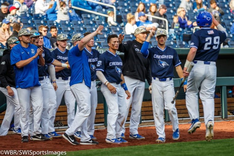official photos 4d5f1 c70a5 Photo Gallery: Creighton Baseball Falls to St. John's in ...